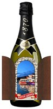 Магнит с подвижными деталями Бутылка с символикой Абрау-Дюрсо - фото 70392