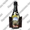 Магнит с подвижными деталями Бутылка с символикой Абрау-Дюрсо - фото 70808