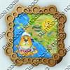 Купить шкатулку сувенирную из дерева с названием и достопримечательностями города 4 - фото 8818